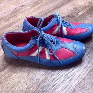 Kangaroos vintage leather sneakers designer 6